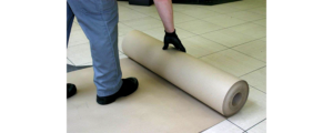floor protection paper roll
